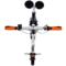 Airwheel E6电动滑板车 智能折叠车 锂电池电动车 白色产品图片3
