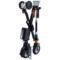 Airwheel E6电动滑板车 智能折叠车 锂电池电动车 白色产品图片4