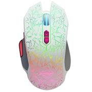 黑爵 GT游戏鼠标 小苍定制RGB流光版 白色