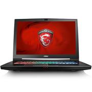微星  GT73VR 6RF-094CN 17.3英寸游戏笔记本电脑(i7-6820HK 32G 1T+512GBSSD GTX1080 多彩背光)黑色