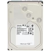 东芝 6TB 7200转128M SATA 企业级硬盘(MG04ACA600E)