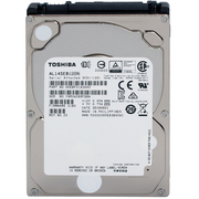 东芝 600GB 10500转128M SAS 2.5寸企业级硬盘(AL14SEB060N)