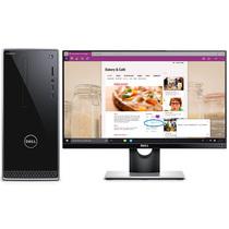 戴尔 Inspiron3650-R5838灵越台式电脑(i5-6400 8GB 1TB 2G独显 DVD WIFI 蓝牙 Win10)23英寸产品图片主图
