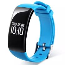 天诺思 X16 运动智能手环心率监测睡眠防水手表计步器男女IOS安卓苹果 蓝色产品图片主图