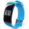 天诺思 X16 运动智能手环心率监测睡眠防水手表计步器男女IOS安卓苹果 蓝色产品图片1