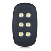 米粒 R100 夜跑灯 单只装 静谧黑 免电池 夜间跑步示警灯 信号灯 紧急求援灯 安全保障
