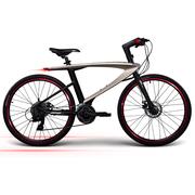 乐视 超级智能自行车 斯塔利 金色