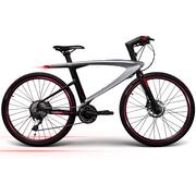乐视 超级智能自行车 西夫拉克 银色