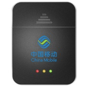 中国移动 L01 4G OBD盒子大众奥迪版 内置SIM卡赠3GB流量 智能CarFi 车载WiFi 诊断车况