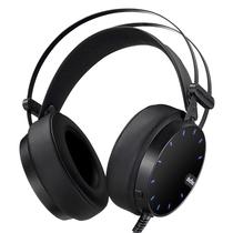 第一印象 G26 头戴式电脑耳麦 电竞游戏耳机 高保真立体声 带麦克风 带振动 黑色产品图片主图