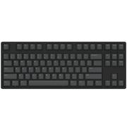 Ikbc c87 樱桃轴机械键盘 87键原厂Cherry轴 黑色 青轴