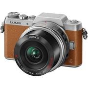 松下 Lumix DMC-GF8 微型单电单镜套机 棕色 电动变焦版 美颜自拍利器(14-42mm DMC-GF8XGK-T)