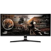 LG 34UC79G 34英寸 1ms响应 144Hz刷新 21:9曲面电竞显示器