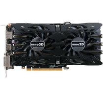 映众 GTX1060黑金至尊版 1506~1708/8000MHz 6GB/192Bit GDDR5 PCI-E显卡产品图片主图