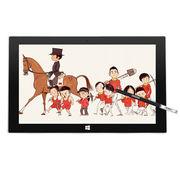 中柏 EZpad5SE 10.6英寸金属平板电脑(X5 z8300/4G/64G/1920*1080/Win10)主机+电磁笔