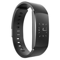 埃微 蛋卷手环 智能手表 心率手环 触控屏幕 来电消息显示 震动提醒 微信运动 QQ健康 运动计步防水 星空黑产品图片主图