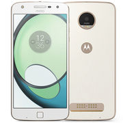 摩托罗拉 Z Play(XT1635-03) 4G手机 双卡双待 贵族白 全网通(3G RAM+64G ROM)标配
