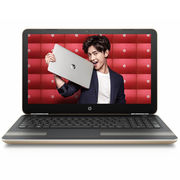 惠普 Pavilion 15-au148TX 15.6英寸笔记本(i5-7200U 8G 1T+128G SSD NV940MX 2G独显 FHD Win10)金色