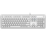 戴尔 KB216 多媒体 办公 键盘(白色)