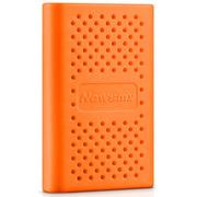 纽曼 速客 120G SSD固态移动硬盘 赠硬盘保护套 防震动 便携 安全 稳定 快速 USB3.0 活力橙