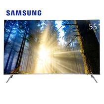 三星 UA55KS8800JXXZ 55英寸 SUHD超高清第二代量子点电视 银色底座 黑色背板产品图片主图