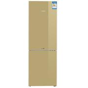 博世  BCD-321W(KGN33V2QEC) 321升 风冷无霜 双门冰箱 电脑温控 LED内显(流沙金)