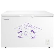 容声 BD/BC-310MS 310升 顶开门转换柜 家用商用小冷柜(珍珠白)