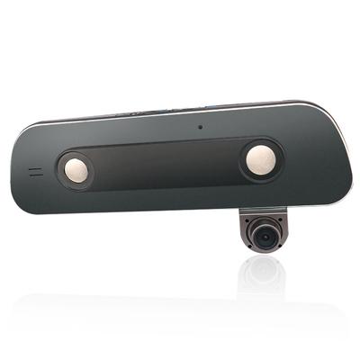 平安一号 Q806 智能云镜行车记录仪声控导航电子狗测速一体机前后双录倒车影像支持蓝牙FM产品图片2