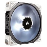 海盗船 ML140 PRO LED 磁悬浮高风压量 机箱风扇 (LED白光/14CM)