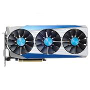 华硕 DRAGON GTX1070-TOP8G 1670-1873MHz 8G/8GHz GDDR5 PCI-E3.0显卡