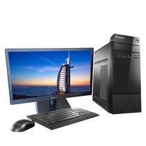 联想 扬天M3900c 台式电脑 (E1-7010 2G 500G 集显 无光驱  Win7)19.5英寸产品图片主图
