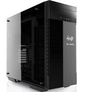 迎广  509 黑银 全塔式机箱(支持EATX主板/支持水冷/钢化玻璃/侧透/U3.0x4)