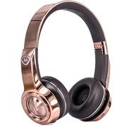 魔声 Element 元素 头戴贴耳无线蓝牙耳机耳麦 触控按键  手机耳机 玫瑰金色