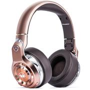 魔声 Element 元素 头戴包耳无线蓝牙耳机耳麦 触控按键  手机耳机 玫瑰金色