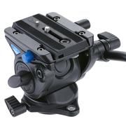 百诺 云台 S4 液压云台 摄影摄像机 单反相机 专业液压阻尼云台