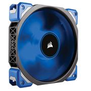 海盗船 ML120 PRO LED 磁悬浮高风压量 机箱风扇 (LED蓝光/12CM)