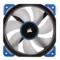 海盗船 ML120 PRO LED 磁悬浮高风压量 机箱风扇 (LED蓝光/12CM)产品图片3