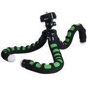 富图宝 RM-100 Black+Green 八爪鱼相机手机支架 黑+绿