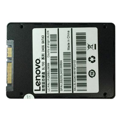 联想 SL700 240G SATA3固态硬盘产品图片4