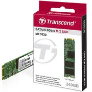 创见 MTS820 240G M.2 2280 TLC固态硬盘