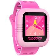读书郎 W2s智能手表 儿童电话手表 GPS定位防丢失手环 360智能防护安全电话手表手机 蔓越玫