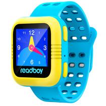 读书郎 W2s 智能手表 儿童电话手表 GPS定位防丢失手环 360智能防护安全电话手表手机 天空蓝产品图片主图