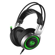 硕美科 G951 电竞游戏耳机 头戴式 被动降噪 振动耳机