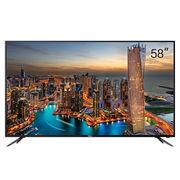 海尔 LS58A51 58英寸 4K安卓智能网络纤薄边框UHD高清LED液晶电视(黑色)