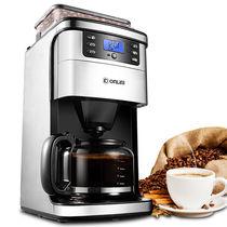 东菱 DL-KF800 美式咖啡机 全自动家用现磨一体 办公室咖啡壶产品图片主图