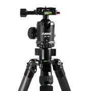 佳鑫悦 三脚架 JV-254C+JS-36 碳纤维专业脚架 云台快装板套装 通用专业单反 摄像机