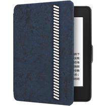 雷麦  适配899/958版Kindle保护套/壳 亚马逊电纸书软壳保护套 格调系列 深蓝色产品图片主图