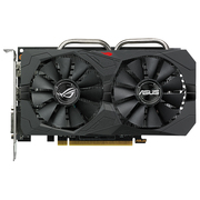 华硕 ROG STRIX-RX460-O4G-GAMING 4G/7000MHz 128bit GDDR5 PCI-E3.0显卡