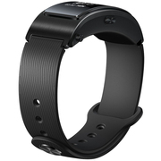 BIAZE 华为B3手环 tpu表带 黑色 B3手环专用表带 智能手环b3替换腕带 软tpu 适用于华为B3手环