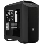 酷冷至尊 MasterCasePro3黑色模组化中塔式机箱(支持M-ATX主板/USB3.0/双14cm风扇/顶部盖板)